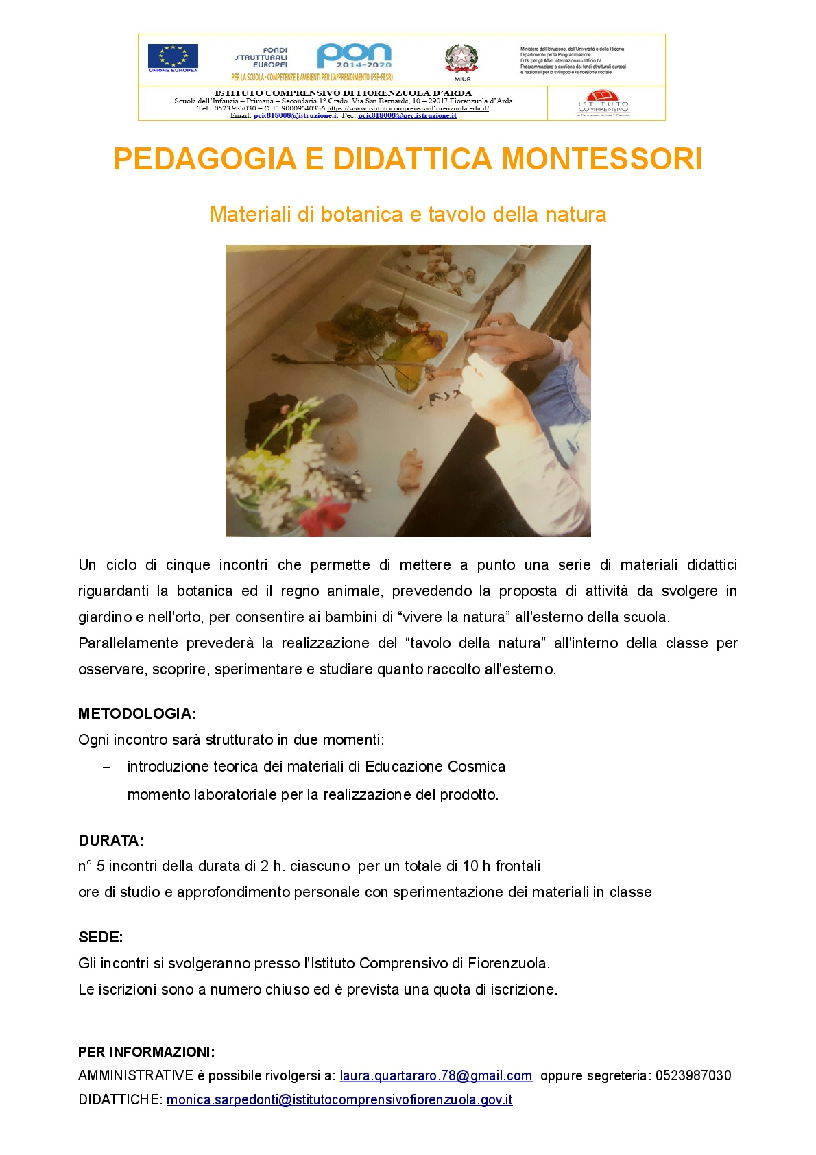 locandina workshop montessori 2018 2019-001